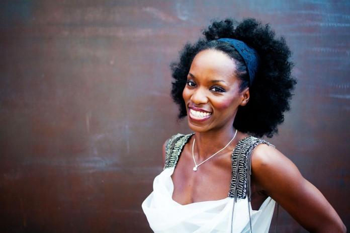 fashion designer ebony white